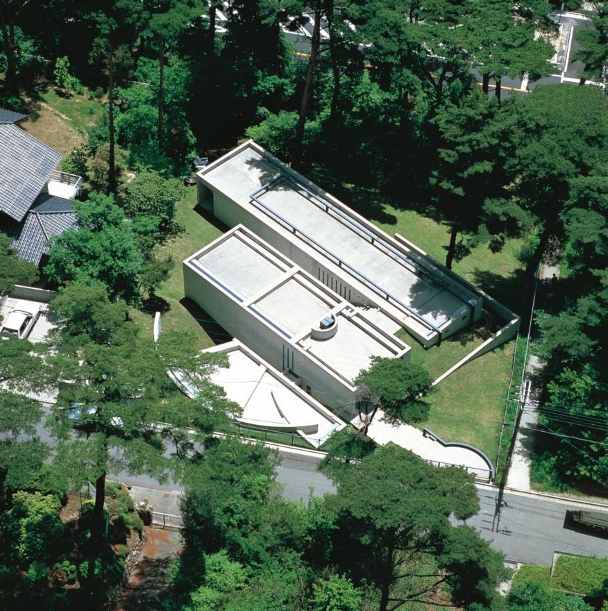 国立新美術館 THE NATIONAL ART CENTER, TOKYO 国立新美術館開館10周年 安藤忠雄展―挑戦―